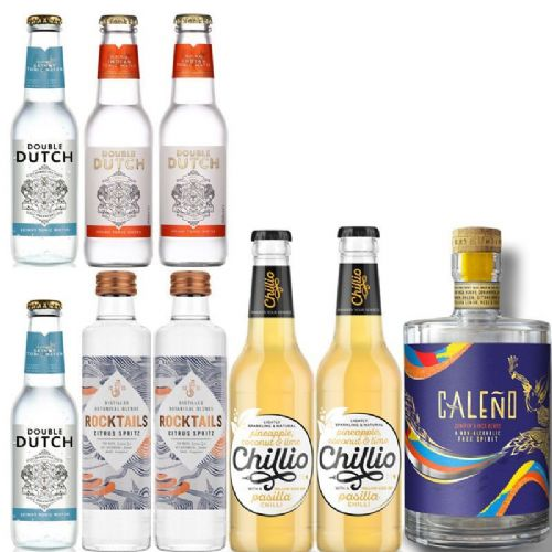 'Chilleno on the Rocks' Alcohol Free Wise Pack (Save 5%)